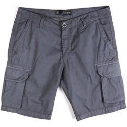 Oblačila Moški Kratke hlače & Bermuda Key Up 2P16A 0001 Modra