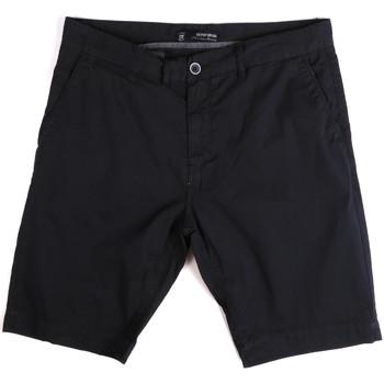 Oblačila Moški Kratke hlače & Bermuda Key Up 265PA 0001 Modra