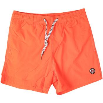 Oblačila Moški Kopalke / Kopalne hlače Key Up 298XM 0001 Oranžna