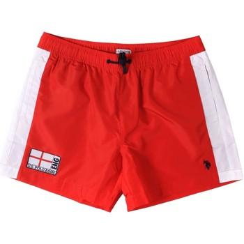 Oblačila Moški Kopalke / Kopalne hlače U.S Polo Assn. 45282 41393 Rdeča
