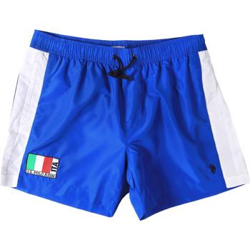 Oblačila Moški Kopalke / Kopalne hlače U.S Polo Assn. 45282 41393 Modra