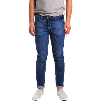 Oblačila Moški Kavbojke slim U.S Polo Assn. 44961 51321 Modra