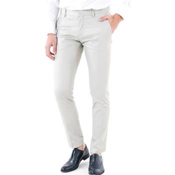 Oblačila Moški Hlače Chino / Carrot Antony Morato MMTR00407 FA800046 Siva