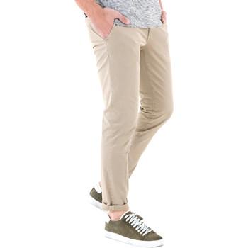 Oblačila Moški Hlače Chino / Carrot Antony Morato MMTR00387 FA800060 Bež