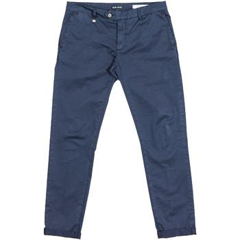 Oblačila Moški Hlače Chino / Carrot Antony Morato MMTR00387 FA800060 Modra