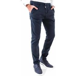 Oblačila Moški Hlače Chino / Carrot Antony Morato MMTR00378 FA800077 Modra