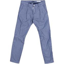 Oblačila Moški Hlače Chino / Carrot Antony Morato MMTR00378 FA850155 Modra