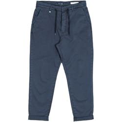 Oblačila Moški Hlače Chino / Carrot Antony Morato MMTR00379 FA800060 Modra