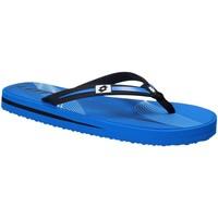 Čevlji  Moški Japonke Lotto T4761 Modra