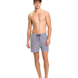 Oblačila Moški Kopalke / Kopalne hlače Tommy Hilfiger UM0UM00811 Modra