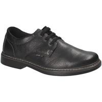 Čevlji  Moški Čevlji Derby Enval 1202700 Črna