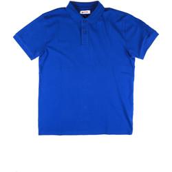 Oblačila Moški Polo majice kratki rokavi Invicta 4452172/U Modra