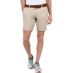 Oblačila Moški Kratke hlače & Bermuda Napapijri N0YHF8 Bež