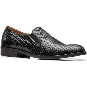 Čevlji  Moški Mokasini Stonefly 110763 Črna