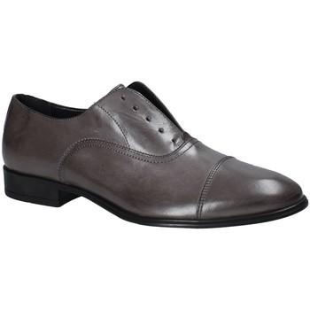 Čevlji  Moški Čevlji Derby Soldini 19765 S Siva