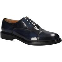 Čevlji  Moški Čevlji Derby Rogers 1006_1 Modra