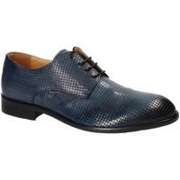 Čevlji  Moški Čevlji Derby Exton 5354 Modra