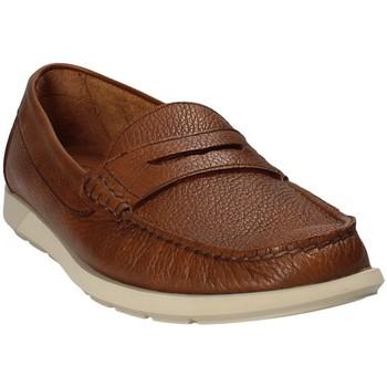 Čevlji  Moški Mokasini Maritan G 460390 Rjav