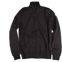 Oblačila Moški Puloverji Key Up 2F04E 0001 Črna