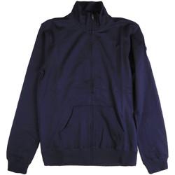 Oblačila Moški Puloverji Key Up 2F04E 0001 Modra