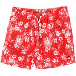 Oblačila Moški Kopalke / Kopalne hlače Key Up 2M09X 0001 Rdeča