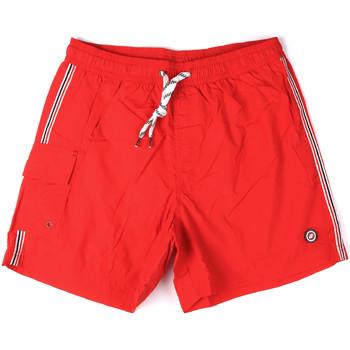 Oblačila Moški Kopalke / Kopalne hlače Key Up 2H16X 0001 Rdeča