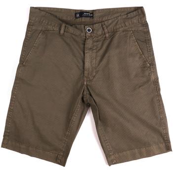 Oblačila Moški Kratke hlače & Bermuda Key Up 2A01P 0001 Rjav