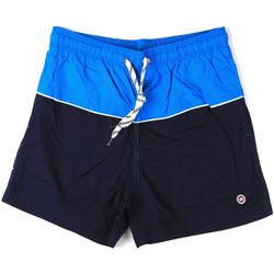 Oblačila Moški Kopalke / Kopalne hlače Key Up 2H19X 0001 Modra
