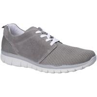 Čevlji  Moški Nizke superge IgI&CO 1116 Siva
