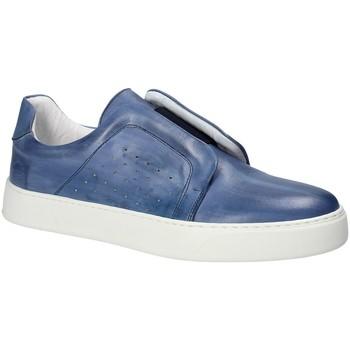 Čevlji  Moški Slips on Exton 511 Modra