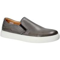 Čevlji  Moški Slips on Exton 515 Siva