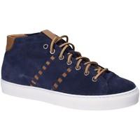Čevlji  Moški Visoke superge Exton 476 Modra