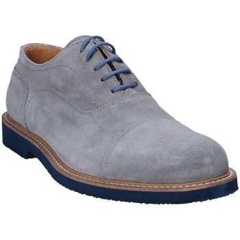 Čevlji  Moški Čevlji Derby Exton 9196 Siva