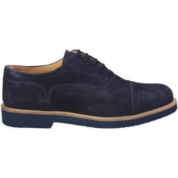 Čevlji  Moški Čevlji Richelieu Exton 9196 Modra