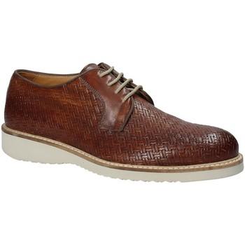 Čevlji  Moški Čevlji Derby Exton 886 Rjav