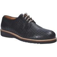 Čevlji  Moški Čevlji Derby Exton 886 Črna