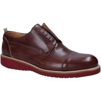 Čevlji  Moški Čevlji Derby Exton 881 Rjav