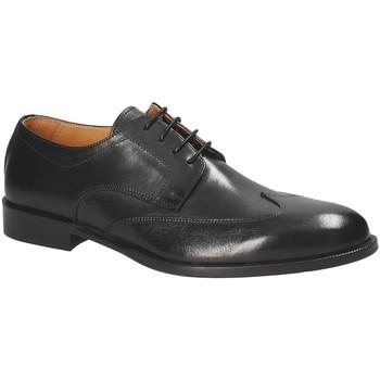 Čevlji  Moški Čevlji Derby Exton 1372 Črna