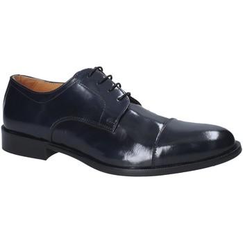 Čevlji  Moški Čevlji Derby Exton 1375 Modra