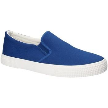 Čevlji  Moški Slips on Gas GAM810165 Modra