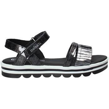Čevlji  Deklice Sandali & Odprti čevlji Melania ME6087F8E.A Črna