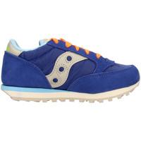 Čevlji  Otroci Nizke superge Saucony SK262476 Modra