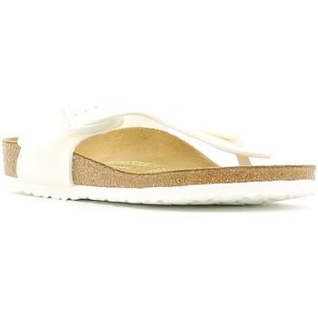 Čevlji  Otroci Japonke Birkenstock 847223 Biely