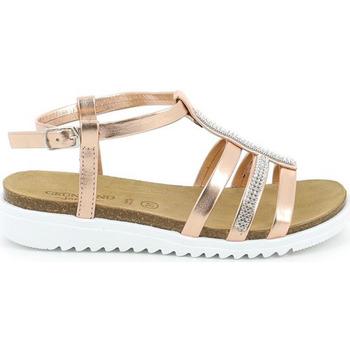 Čevlji  Deklice Sandali & Odprti čevlji Grunland SB0287 Roza