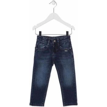 Oblačila Otroci Kavbojke slim Losan 815-9014AC Modra