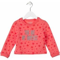Oblačila Otroci Puloverji Losan 816-6023AD Roza