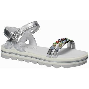Čevlji  Deklice Sandali & Odprti čevlji Melania ME6143F8E.A Siva
