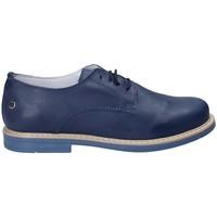 Čevlji  Dečki Čevlji Derby Melania ME6014F8E.C Modra