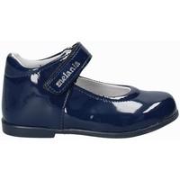 Čevlji  Deklice Balerinke Melania ME1023B8E.C Modra