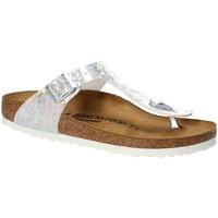 Čevlji  Otroci Japonke Birkenstock 1008093 Biely